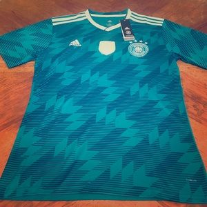 Adidas Germany World Cup Away Jersey